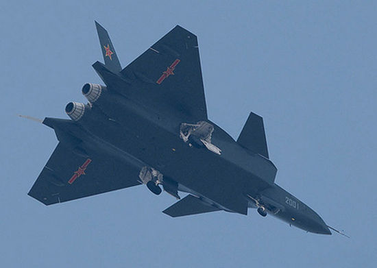 China J-20,J-20 fighter, Chinese fifth generation fighter-731443