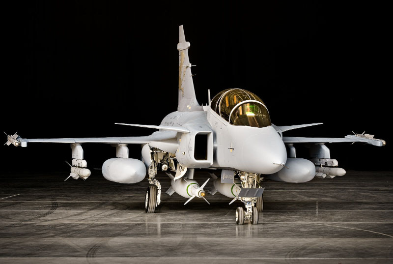 Saab Gripen : News And Discussions | Page 2 | Indian Defence