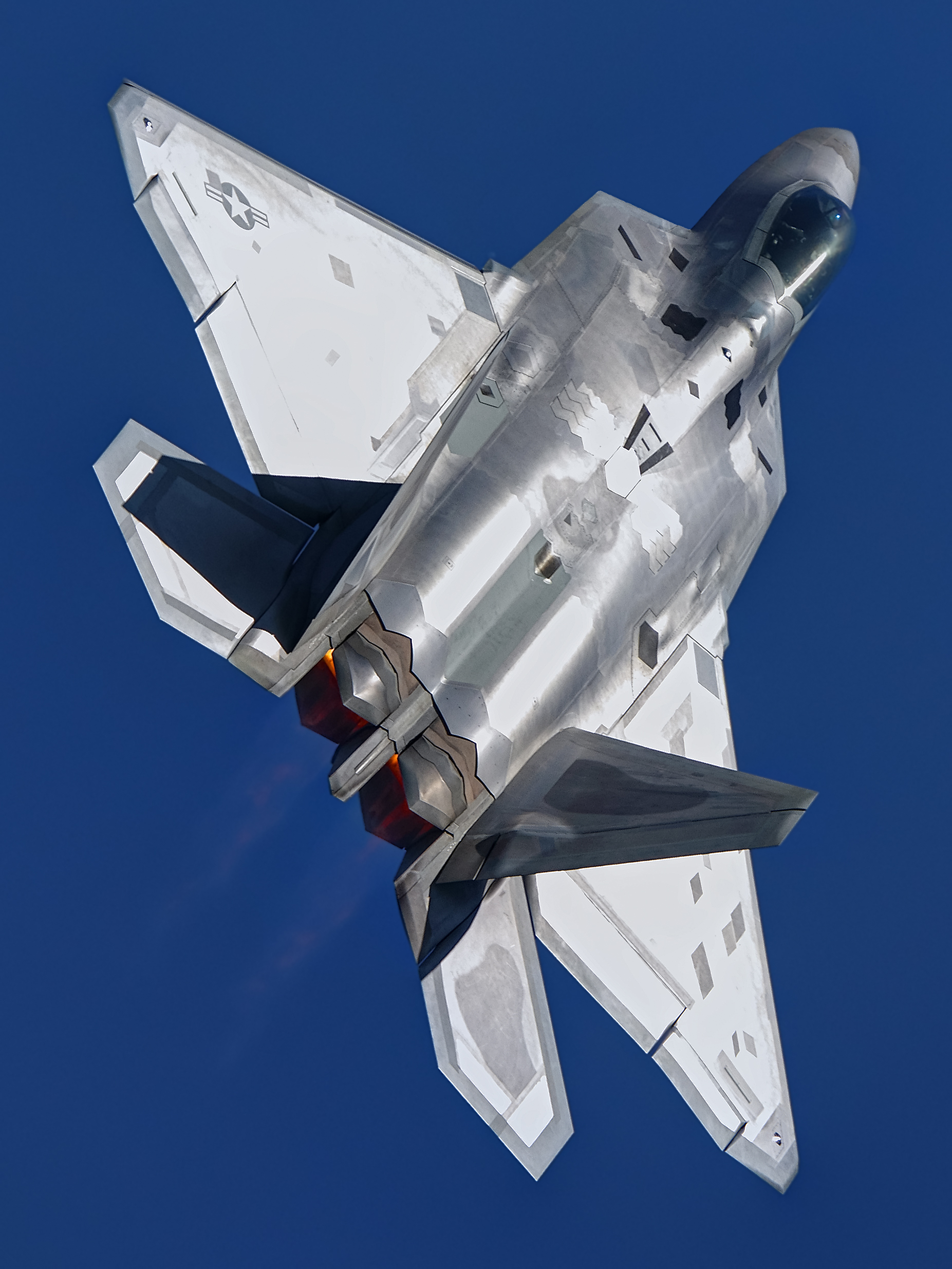 IN RESPONSE TO REPORTS OF SIMULATED F-22 RAPTOR KILLS BY GERMAN
