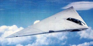 A-12-Avenger-II-Experimental-Stealth-Bomber-Side-View-Angle